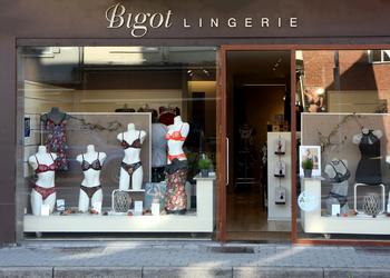 Lingerie Bigot - Le magasin