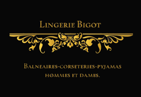 Lingerie Bigot - Magasin lingerie / pyjama